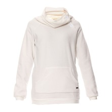 Sweat Celya polaire blanc
