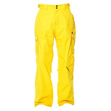 Pantalon de ski Exalt jaune