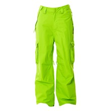 Pantalon de ski Focker PT vert