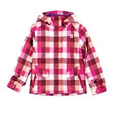 Veste de ski Sorcha fuschia