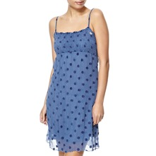 Blue Last Kimberley Spot Dress