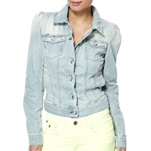 Light Blue Corinna Denim Jacket
