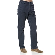 Blue Cent Washed Trousers 31