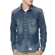 Blue Denim Tavor Shirt