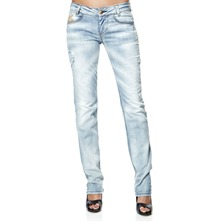 Light Blue Monroe Jeans 34