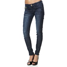 Dark Blue French Kiss Jeans 30