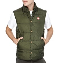 Khaki Green Dinghy Gilet