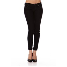 New brooke - Jeans - slim zwart