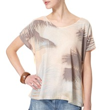 Peach Palm Dream Top
