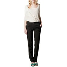 Black Slim Fit Tailored Trousers
