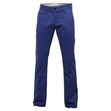 Pantalon chino Three Paris bleu nuit