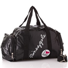 Black Heart Dance Bag