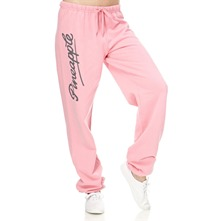 Light Pink Tracksuit Trousers