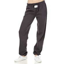 Charcoal Badge Tracksuit Trousers 33