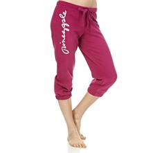 Purple Covent Crop Trousers 22