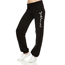 Black Jazz Tracksuit Trousers 33