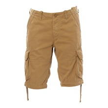 Short cargo New Core beige