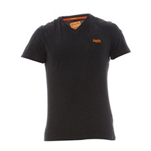 T-shirt Orange Label gris fonc