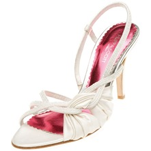 Ivory Phoebe Bridal Shoes 9cm Heel D Fitting
