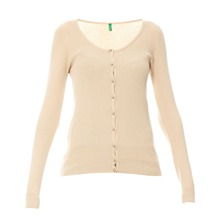 Gilet beige