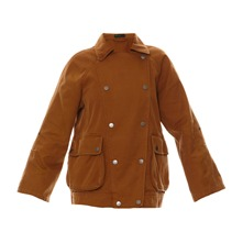 Blouson cognac