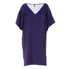 Robe violette