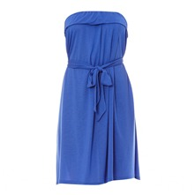 Robe bleue