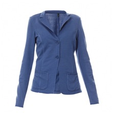 Veste bleue