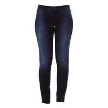 Jegging bleu brut