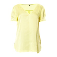 Blouse jaune
