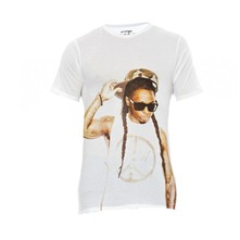 T-shirt Wayn blanc