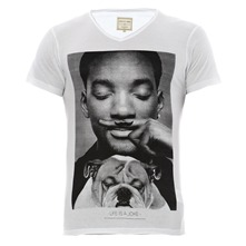 T-shirt Woly blanc