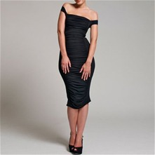 Black Dita Dress