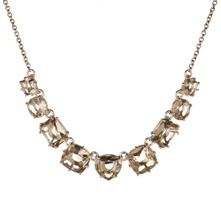 Light Grey La Diamantine Multi Necklace