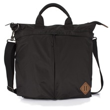 Black Felix Messenger Bag