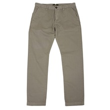 Sand Cotton Chino Trousers