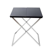 Table de chevet Origami Noir