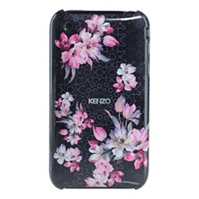 Coque Nadir noir et rose pour iPhone3G/3GS
