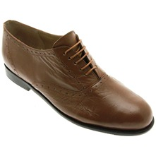 Men footwear: Camel Cathy Leather Shoes