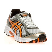Running Gel Galaxy 6 GS blanc et orange