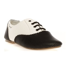 Derbies Bertille bicolore
