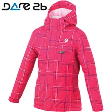 Veste de ski Junior Dare 2b doodle jr fuschia