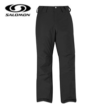 Pantalon de ski Homme Salomon Impulse blk 12