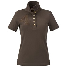 Brown Beaufort Roxton Polo Shirt