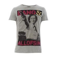 T-shirt Bang and all of sin gris chin