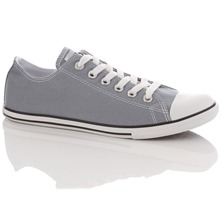 Women's Light Blue Seasonal Slim Trainers