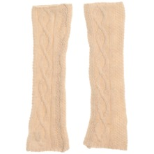 Cream Hibernate Cashmere Blend Gloves
