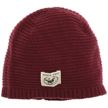 Aubergine Snapper Wool Blend Hat