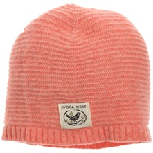 Pink Snapper Wool Blend Hat