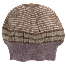 Purple/Multi Wool Hat